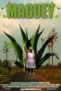 El largometraje maguey se proyecta en el festival Ometeotl.