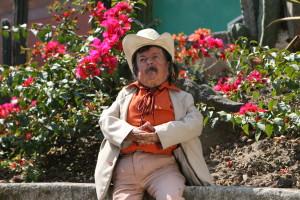 """Durante la entrevista nos dijo con nostalgia que su sueño era hacer una película """"pero buena"""" en la provincia mexicana. Su testimonio fue una de las voces principales del documental Tin Tan y hoy que se fue lo recordamos con mucho cariño."""