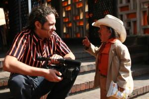 Margarito y Francesco Taboada. Foto Fernanda Robinson.